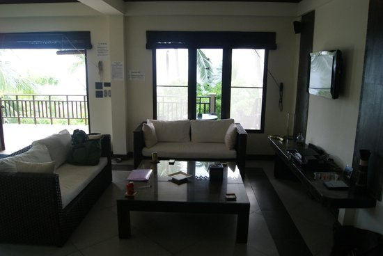 Koh Tao Star Villa:                   lounge