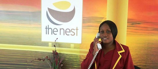 The Nest Hotel: World class Hospitability -friendly & professional staff