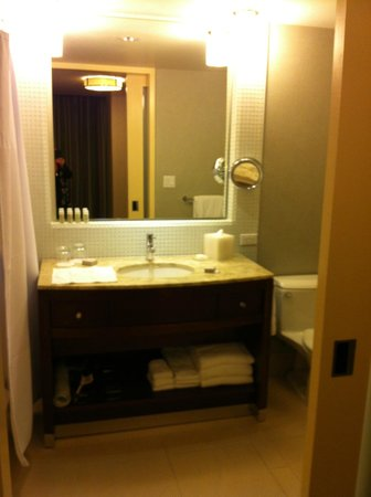 InterContinental San Francisco: Nice Bathroom