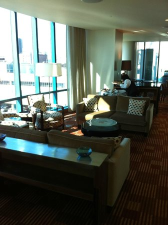 InterContinental San Francisco: The Lovely Club Lounge