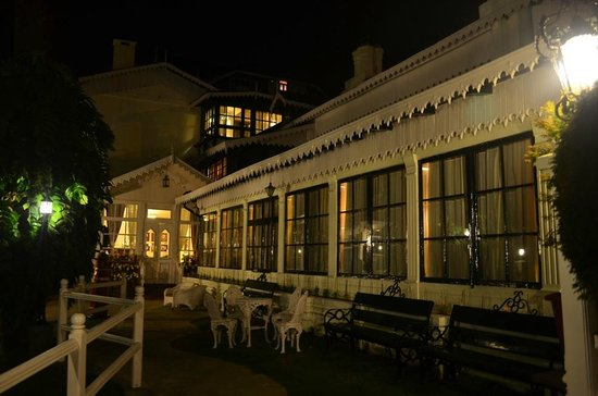 The Elgin, Darjeeling:                   Outside View
