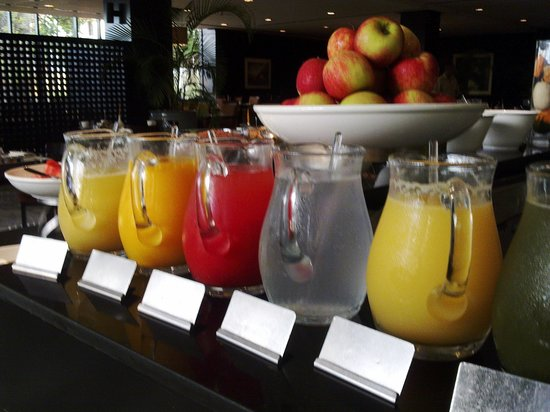 Hyatt Regency Dar es Salaam, The Kilimanjaro: Breakfast stilleben