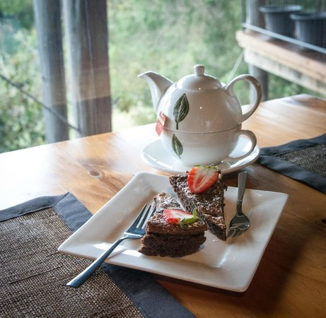 HideAway Haven: Afternoon Tea