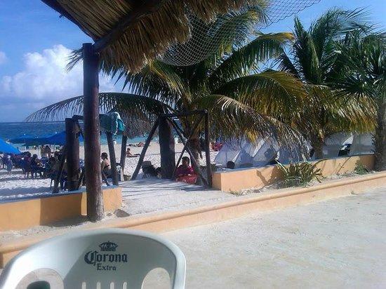 Ojo de Agua Beach
