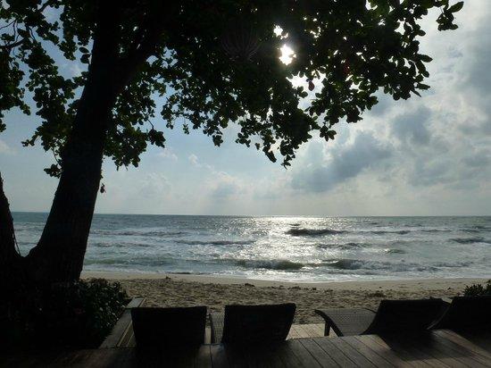 بوري راسا فيلدج:                   Beautiful outlook to Chaweng beach                 