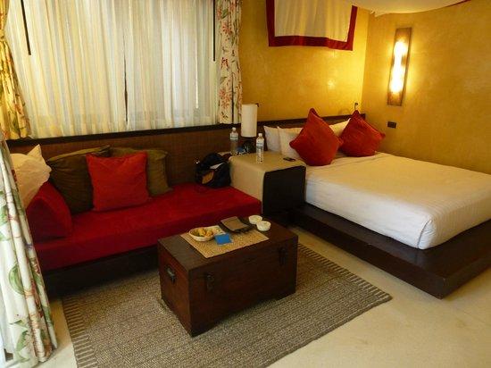 بوري راسا فيلدج:                   Bedroom                 