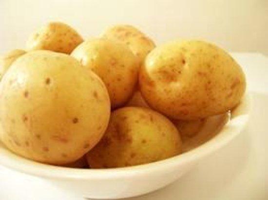 Agriturismo La Crocetta: le patate di mario