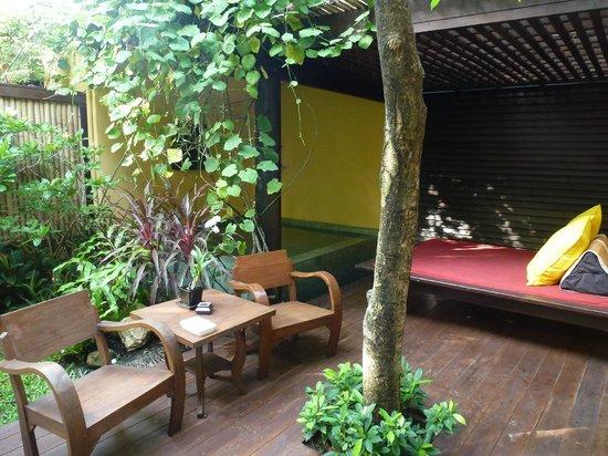 بوري راسا فيلدج:                   Room with private dip pool                 