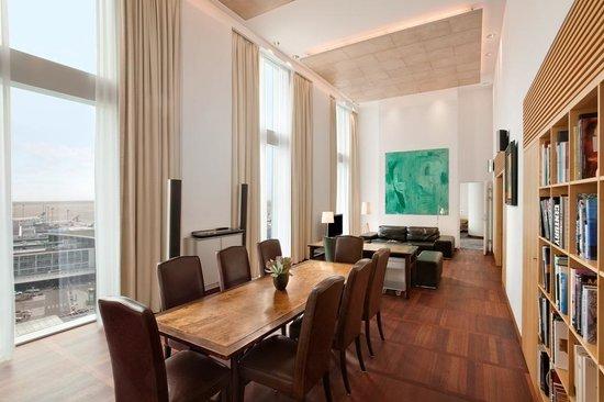 Clarion Hotel Copenhagen Airport: Presidential Suite of 160m2