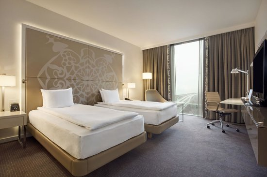 Clarion Hotel Copenhagen Airport: Twin Executive Room