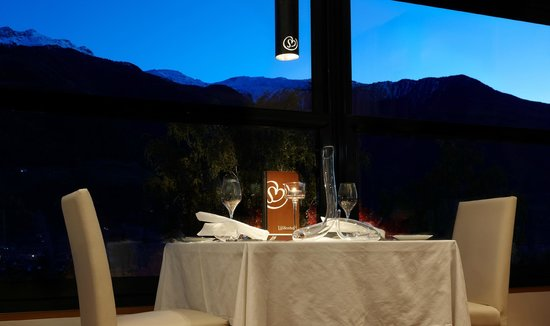 Style & Spa Resort Lindenhof : Dine Around