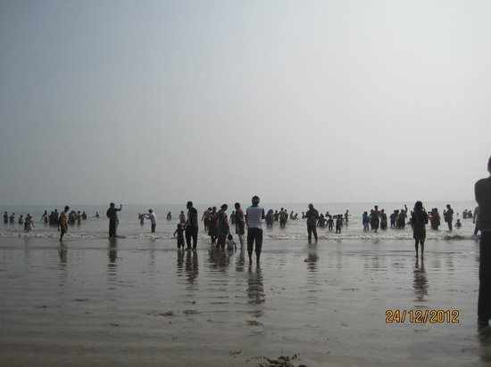 Midnapore, India: New Digha Beach