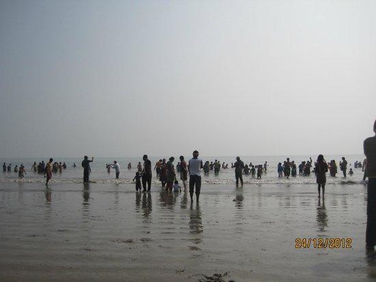 Midnapore, อินเดีย: New Digha Beach