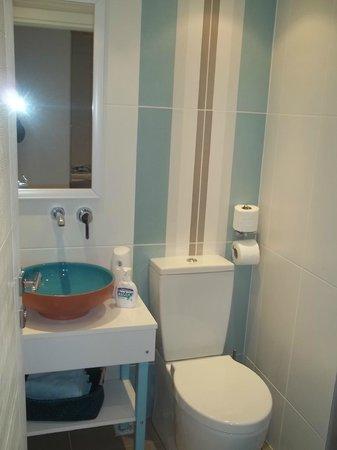 มินเอลโฮเต็ล: Toilette