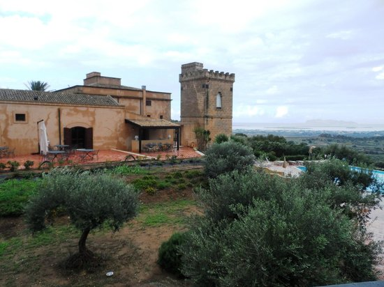Baglio Oneto Resort and Wines: Vista panoramica