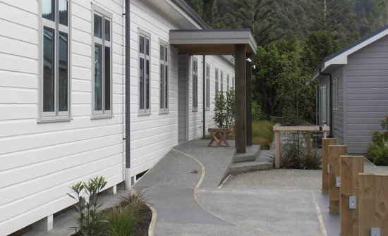 Silverstream Retreat: The complete renewed Barracks