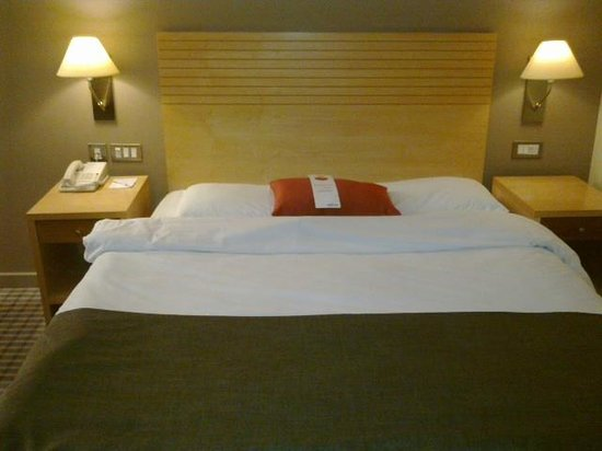 Cork Airport Hotel: Double room