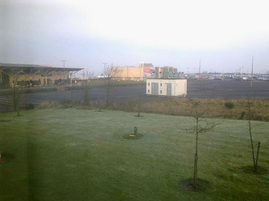 Cork Airport Hotel: View from room