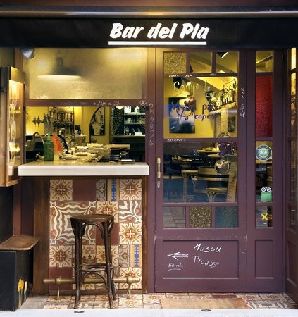 Photo of Bar Bar del Pla at Carrer Montcada, Num. 2, Barcelona 08003, Spain