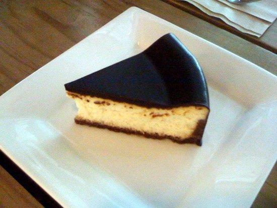 Chocolate Fire's Chocolate Cheesecake