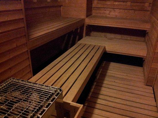 ACME Hotel Company Chicago: sauna