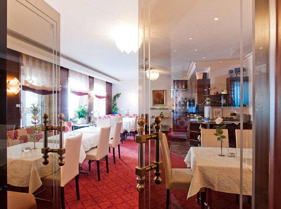 Hotel am Heideloffplatz: Frühstückraum