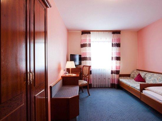 Hotel am Heideloffplatz: Einzelzimmer