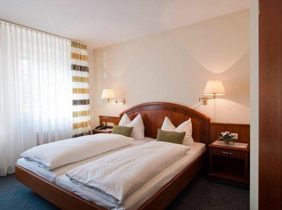 Hotel am Heideloffplatz: Doppelzimmer