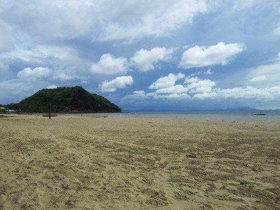 Domaine Manga Be : Vue su la plage