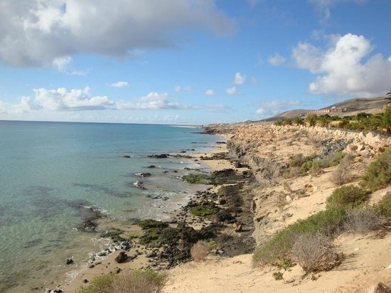 SBH Costa Calma Palace: Seacoast