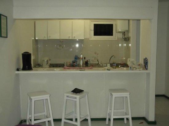Rocas Blancas Apartments: CUCINA