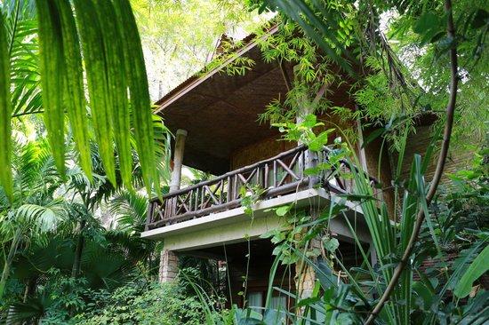 Somkiet Buri Resort: our room