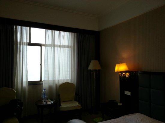 Royal Spring Hotel : Window2