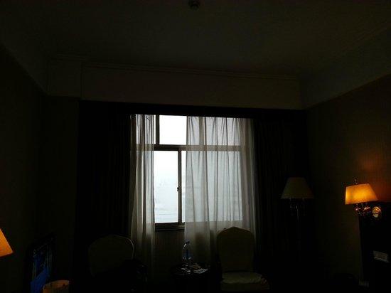 Royal Spring Hotel: Window