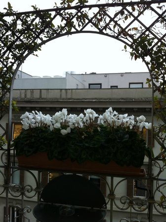 Isa Hotel: balcone