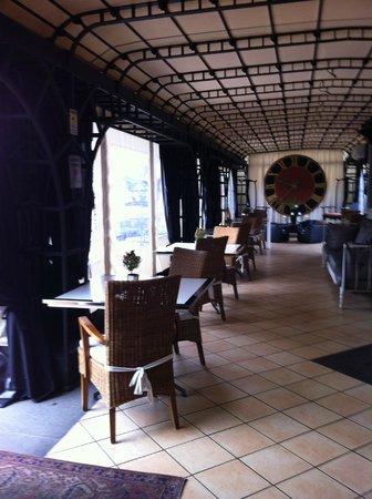 Isa Hotel: sala colazione