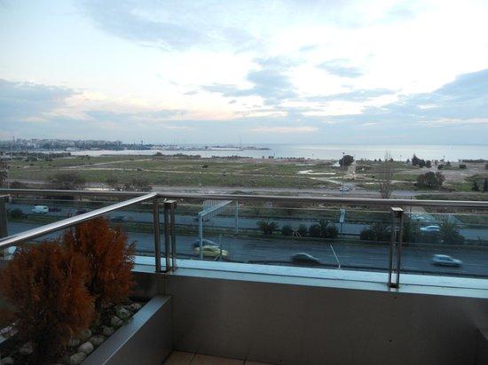 Mary Plaza Hotel:                   vista terrazzo