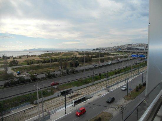 Mary Plaza Hotel:                   vista dal terrazzo