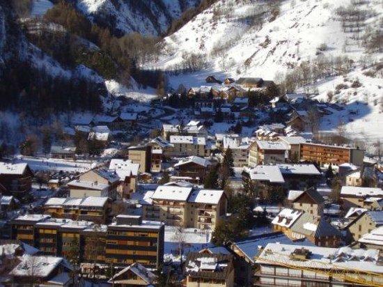 Residence Les Chalets Valoria: vue de la résidence