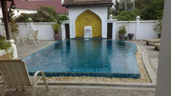 Arissara House:                   Pool