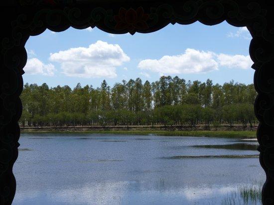 Parque Nu Guasu: Relajante