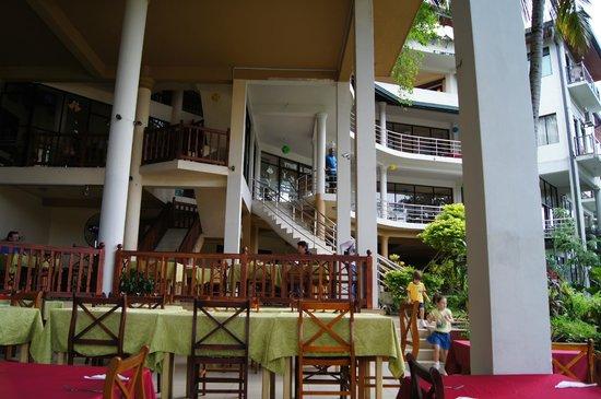 Hotel Elephant Bay:                   Ресторан