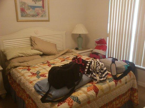 Lake Marion Golf Resort: Master Bed