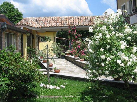 Summonte, Italy: Ingresso
