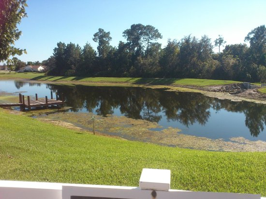 Lake Marion Golf Resort: Mini Lake