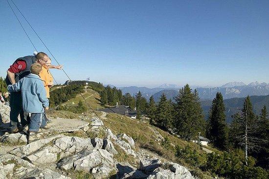 Traunbachhäusl: Unternberg Ruhpolding
