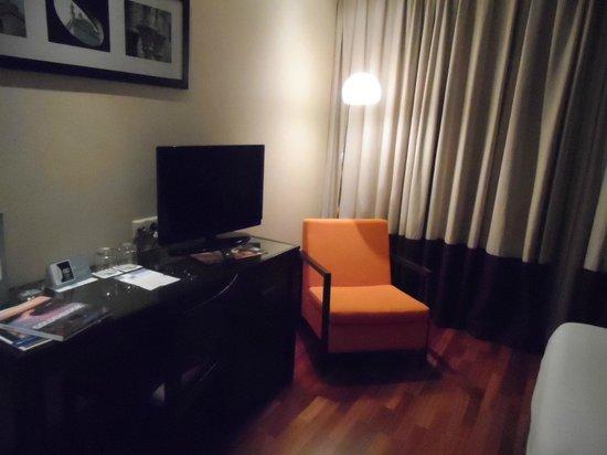 Eurostars Das Artes Hotel: quarto
