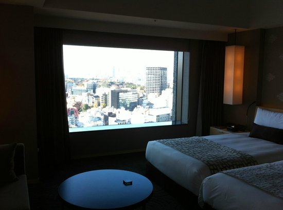 The Capitol Hotel Tokyu:                   Hotel Room