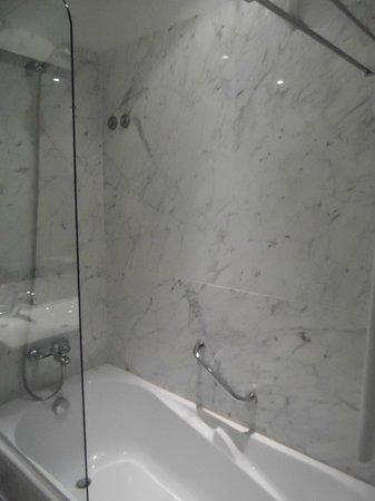 يوروستارز داس أرتيس: banheiro/casa de banho 