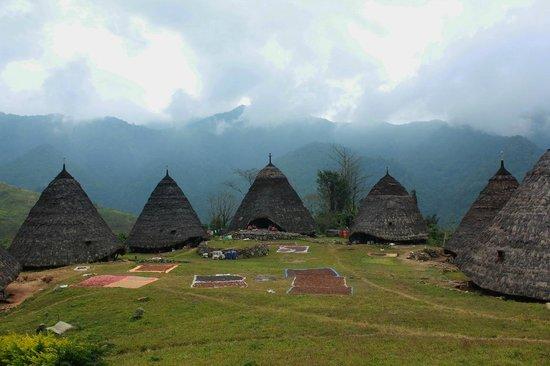 Ruteng, Indonesia: Wae Rebo Village